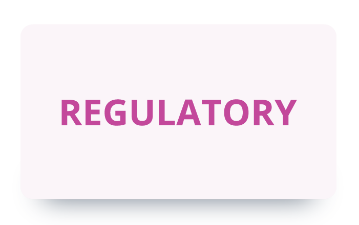 Rect-smallRegulatory