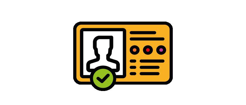 Unique user logins & user-friendly interface