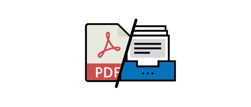 Export PDFs & digital archive