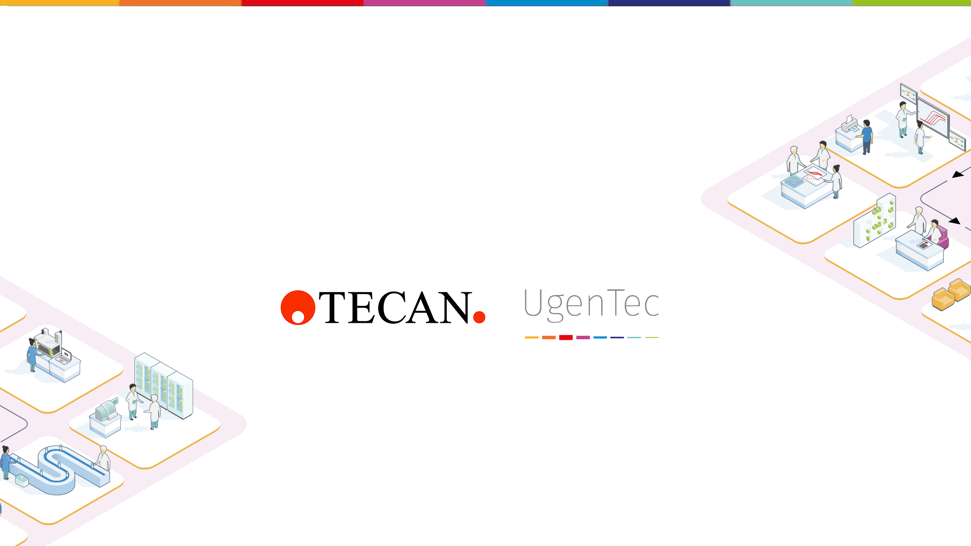 Tecan and UgenTec collaboration